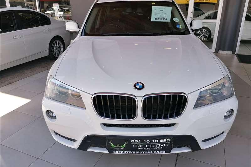 BMW X3 xDRIVE 20d (G01) 2014