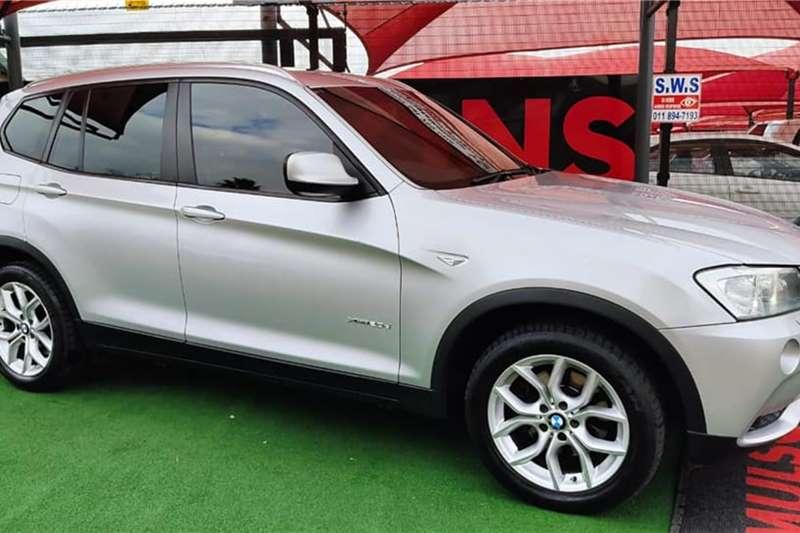 BMW X3 xDRIVE 20d LUXURY LINE (G01) 2013