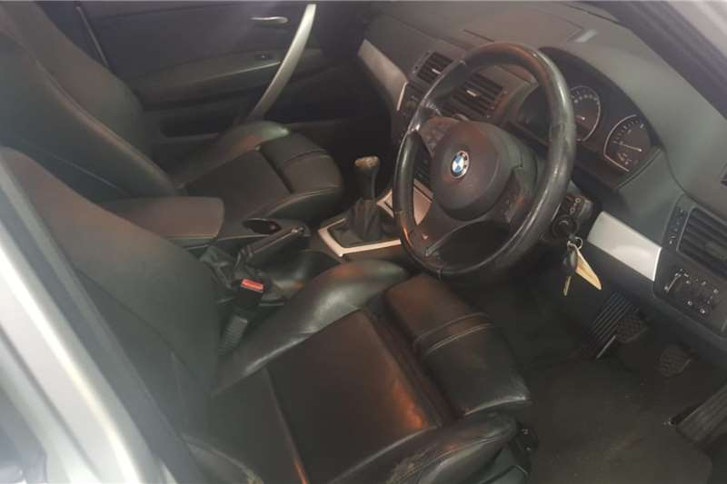 BMW X3 xDRIVE 20d M SPORT 2006