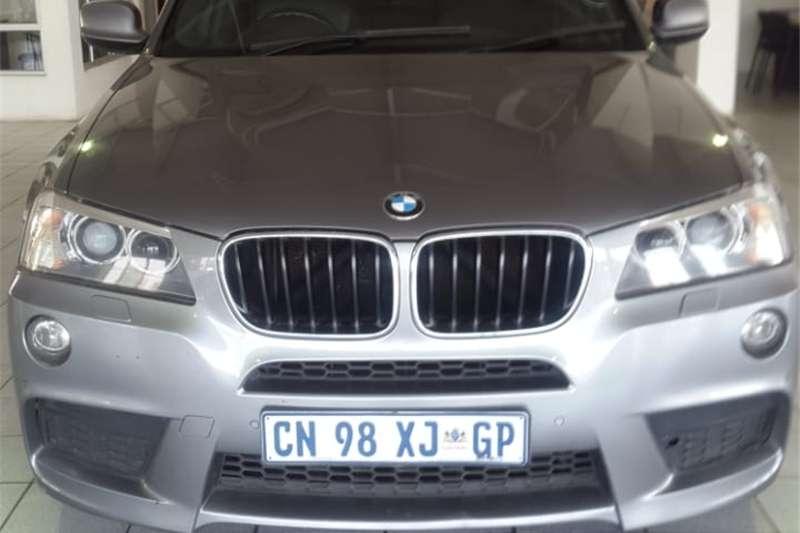 BMW X3 xDRIVE 20d M SPORT (G01) 2013