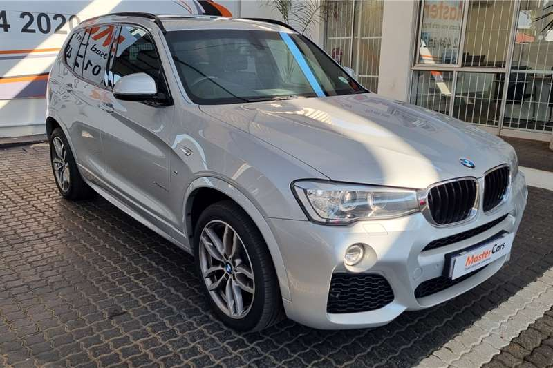 Used 2016 BMW X3 xDRIVE 20d M SPORT (G01)