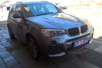 BMW X3 xDRIVE 20d M SPORT (G01) 2017