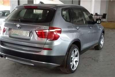 BMW X3 xDRIVE 20d xLINE (G01) 2013