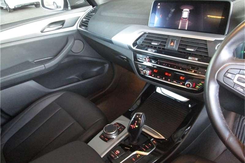 2018 BMW X3 X3 xDRIVE 20d xLINE (G01)