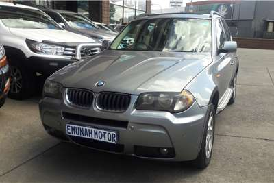 BMW X3 xDRIVE 30d (G01) 2006