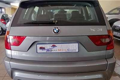 Used 0 BMW X3 xDRIVE 30d xLINE (G01)