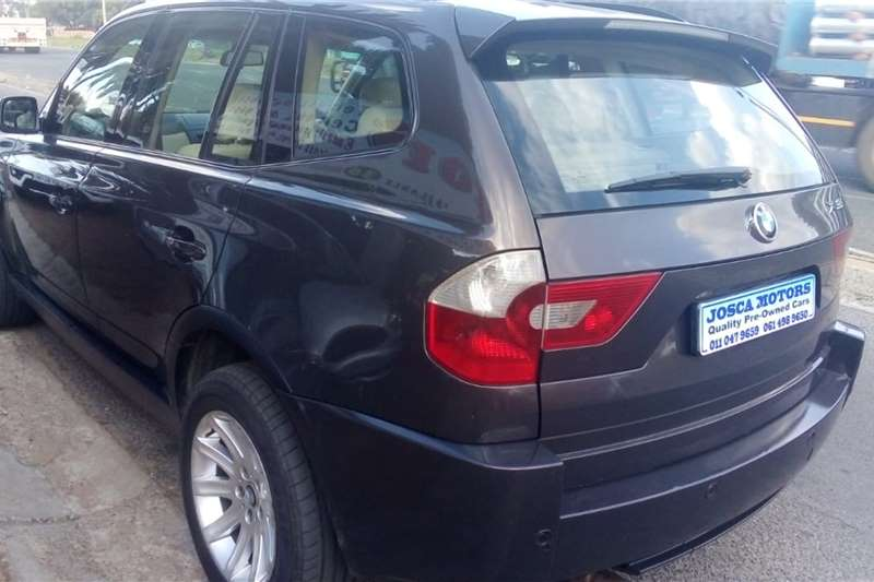 Used 2005 BMW X3 xDRIVE 30i (G01)