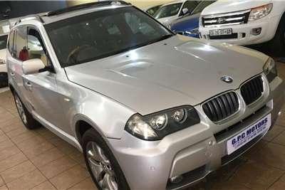 Used 2007 BMW X3 xDrive20d