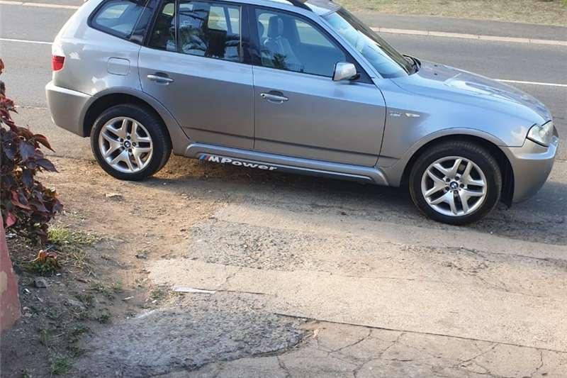 BMW X3 xDrive20d 2008