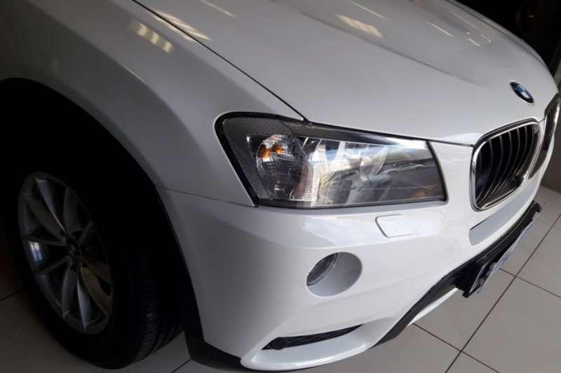 BMW X3 xDrive20d 2011