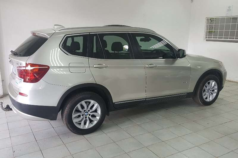 BMW X3 XDrive20d For Sale In Gauteng