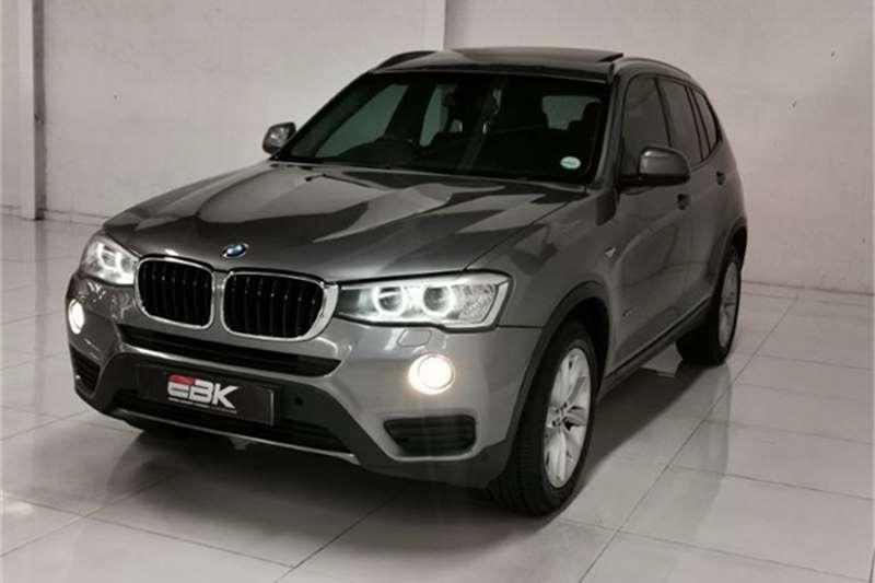 Used 2014 BMW X3