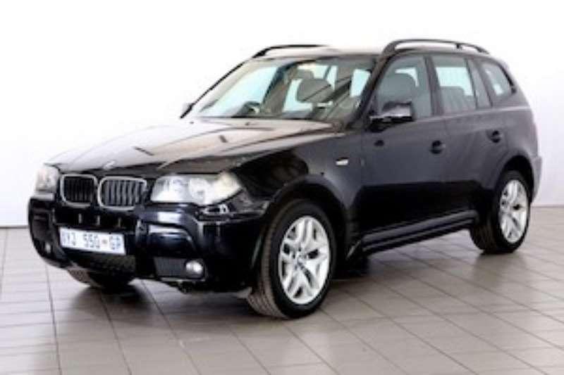 BMW X3 xDRIVE20d A/T 2009