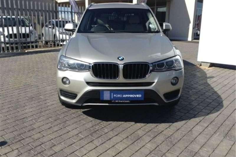 BMW X3 xDrive20d auto 2015