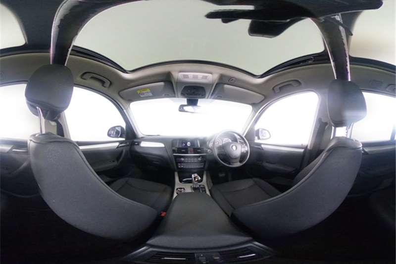 2017 BMW X3 X3 xDrive20d auto