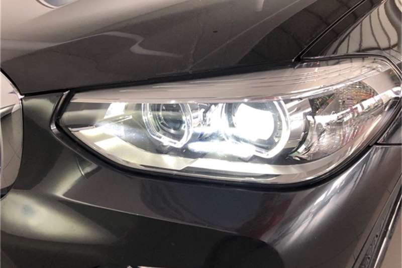 Used 2018 BMW X3 xDrive20d auto