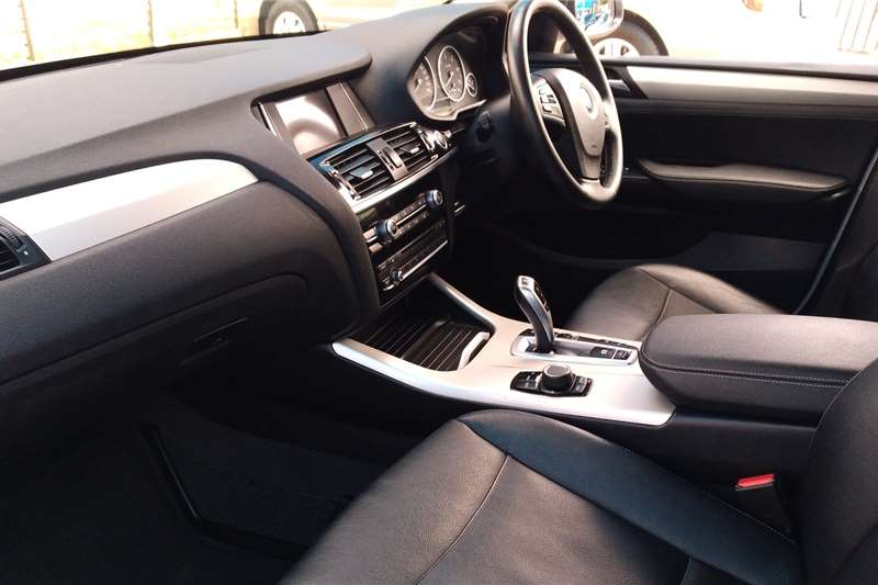 BMW X3 xDrive20d Exclusive 2015