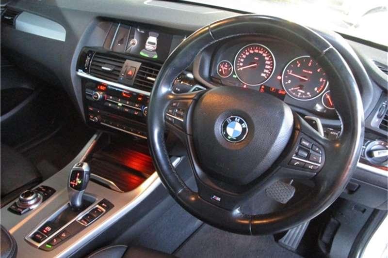 Used 2015 BMW X3