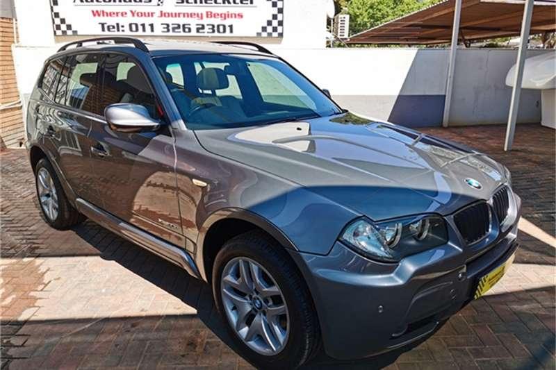 BMW X3 xDRIVE20d M SPORT A/T 2010