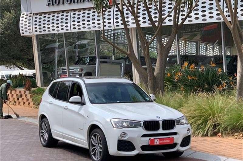 BMW X3 xDrive20d M Sport Auto 2015