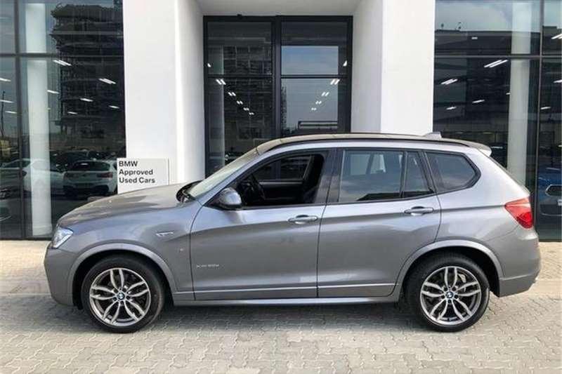 BMW X3 xDrive20d M Sport Auto 2017