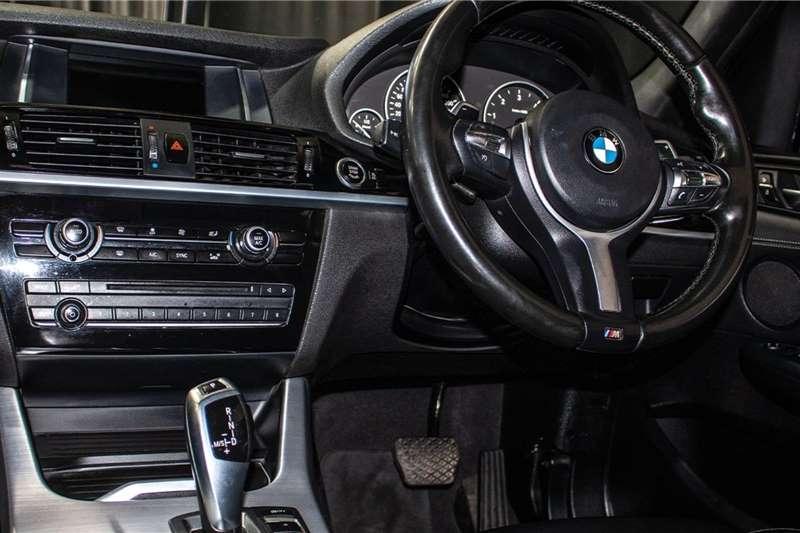2017 BMW X3 X3 xDrive20d M Sport auto