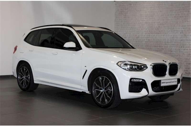 BMW X3 xDrive20d M Sport auto 2018