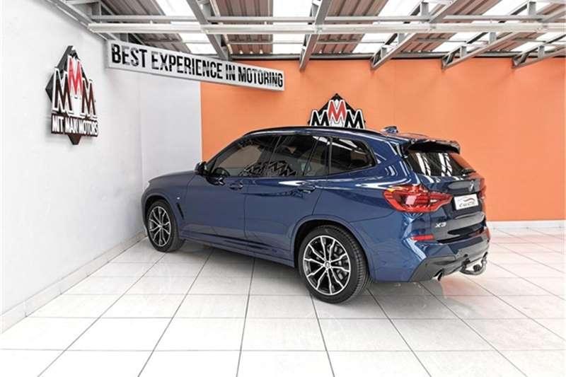 2018 BMW X3 X3 xDrive20d M Sport auto
