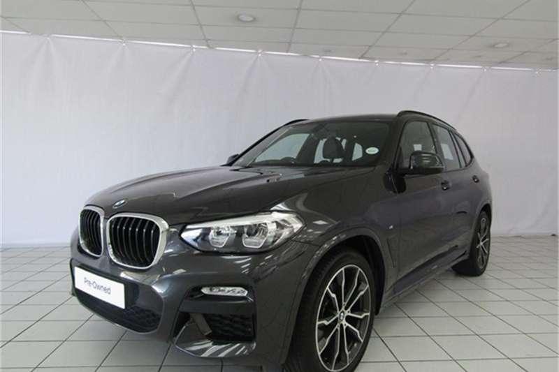 BMW X3 xDrive20d M Sport auto 2019