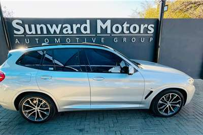 2019 BMW X3 X3 xDrive20d M Sport auto