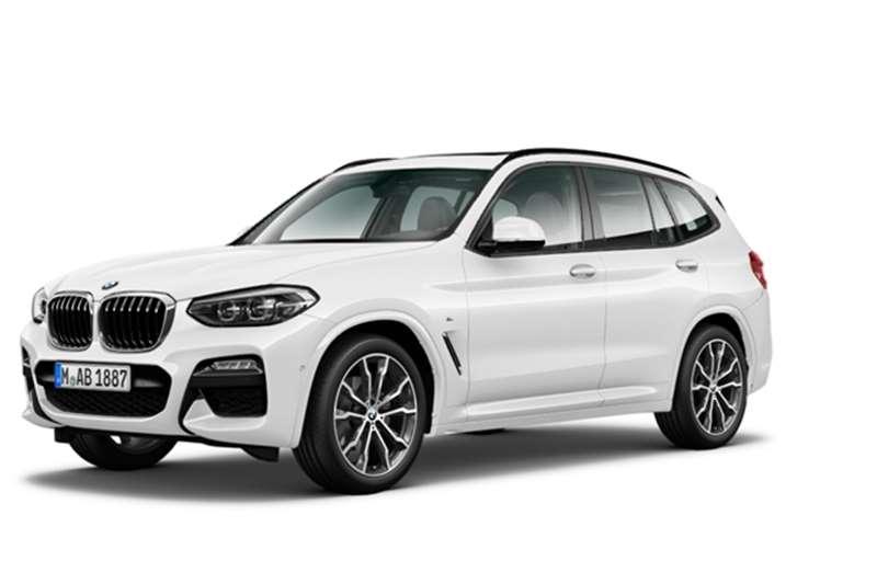 BMW X3 xDrive20d M Sport auto 2020