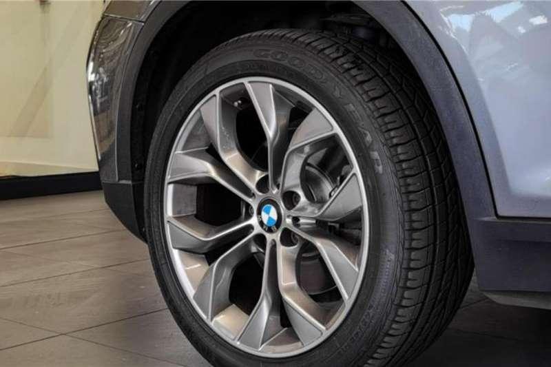 Used 2016 BMW X3 xDrive20d xLine auto