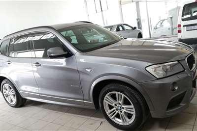Used 2012 BMW X3 xDrive20i auto