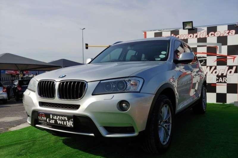 BMW X3 xDrive20i auto 2014