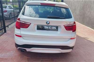 BMW X3 xDrive20i auto 2015