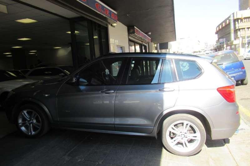 BMW X3 xDrive30d auto 2011