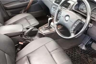 Used 2006 BMW X3 xDrive30d M Sport auto