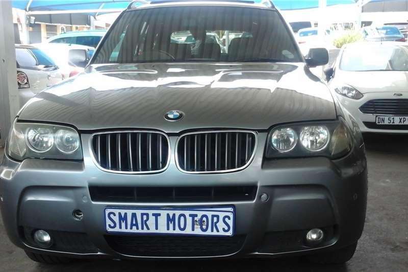 BMW X3 xDrive30d xLine auto 2010