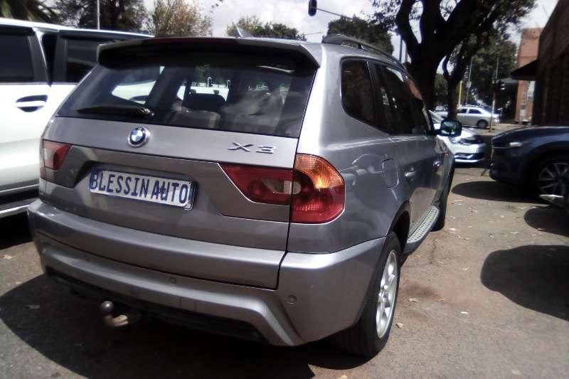 BMW X3 xDrive30i auto 2006