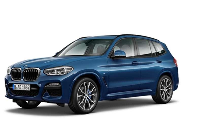BMW X3 xDrive30i M Sport auto 2018