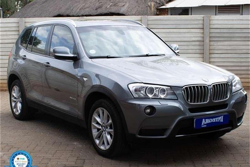 BMW X3 xDRIVE35i A/T 2011