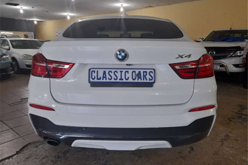 Used 2015 BMW X4