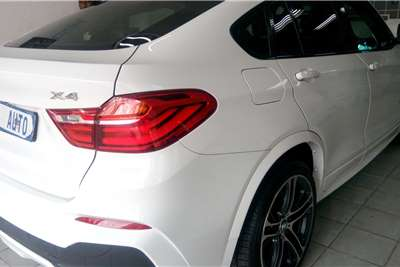BMW X4 3.5 2015