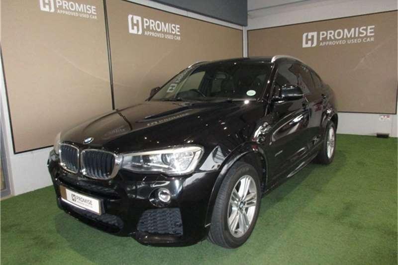 BMW X4 Bmw X4 (G02) X4 Xdrive20i M Sport 2014