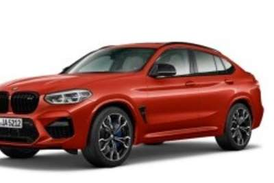 2019 BMW X4 X4 M COMPETITION