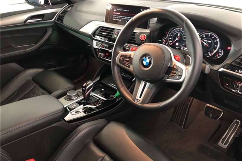 Used 2020 BMW X4 M COMPETITION