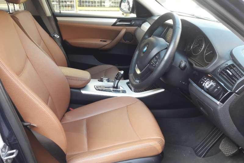 BMW X4 xDRIVE20d 2016