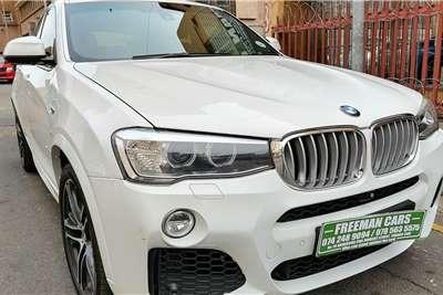Used 2016 BMW X4 xDRIVE20d