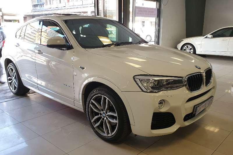 BMW X4 xDRIVE20d M SPORT 2015