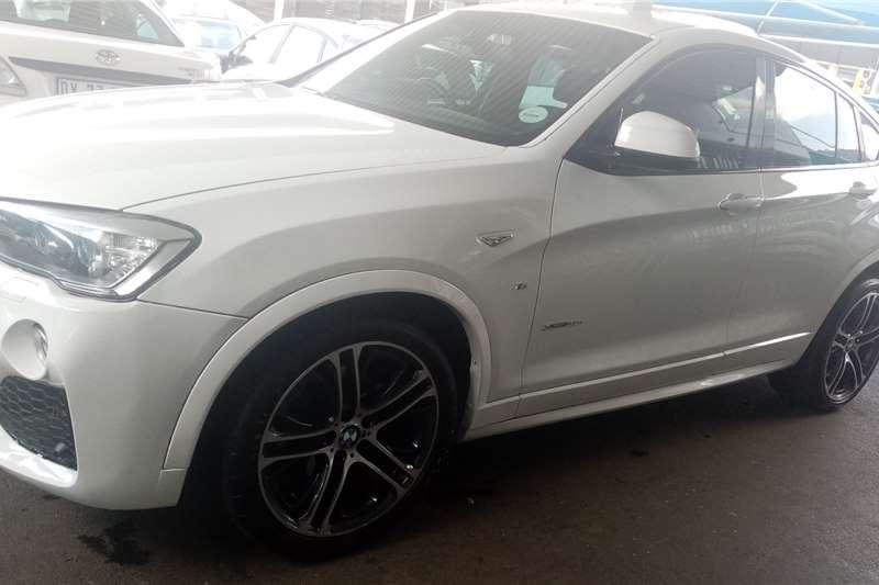 2015 BMW X4 X4 xDRIVE20d M SPORT
